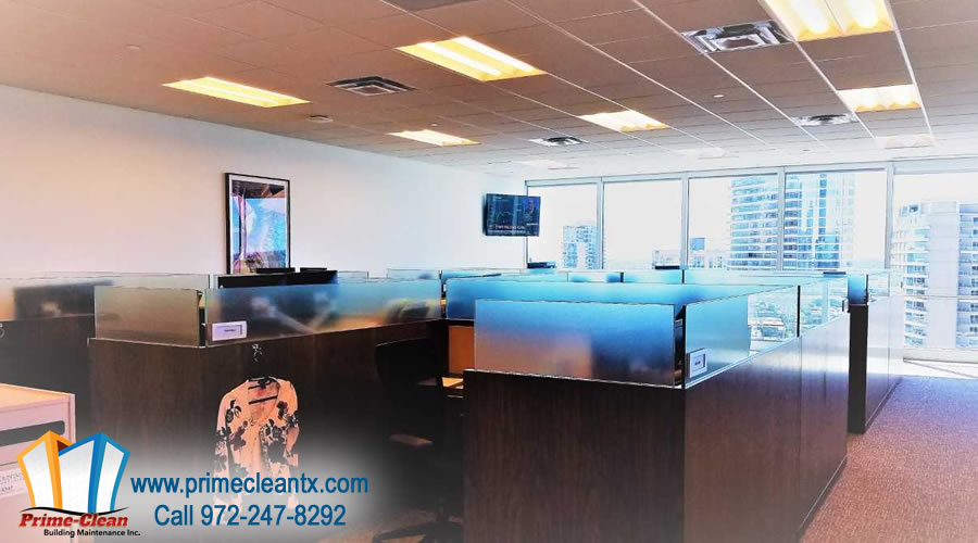 Car Dealership Cleaning / Office, Janitorial Cleaning Services / www.primecleantx.com
